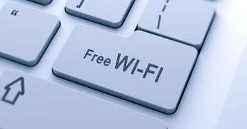 Free Wi Fi  at Mapple Express Hotel in New Delhi