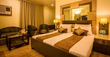 Standard Rooms at Suncourt Yatri Hotel in Karol Bagh