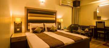 Elegants  and spacious rooms at Suncourt Yatri Hotel in Karol Bagh