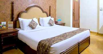 Room of Sunstar Grand Hotel in Karol Bagh