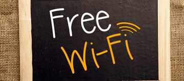 Free Wi-Fi at Suncourt Grand Karol Bagh