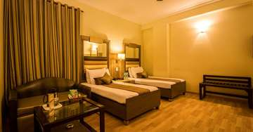 Standard Rooms at Suncourt Yatri Hotel in Delhi