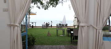 Sea View Rooms at S'mor Spa Village Resort in Hua Hin