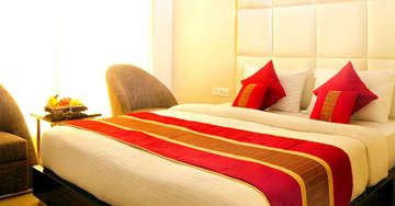 Accommodation at Hotel Gulnar