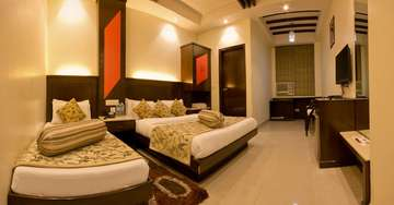 Triple Rooms at Aster Inn Hotel in Karol Bagh