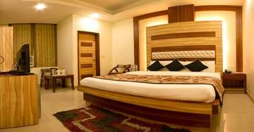 Double Rooms at Aster Inn Hotel in Karol Bagh