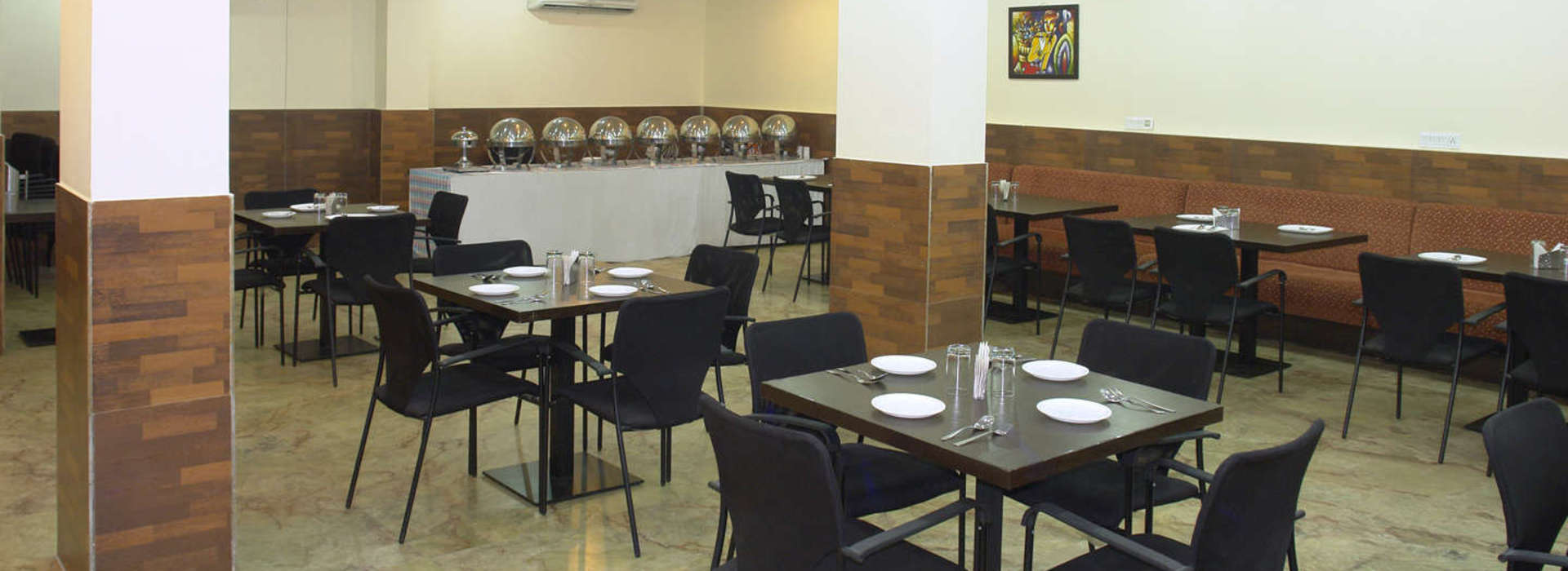 Enjoy Stay and Food at Our Dining cum Conference Hall