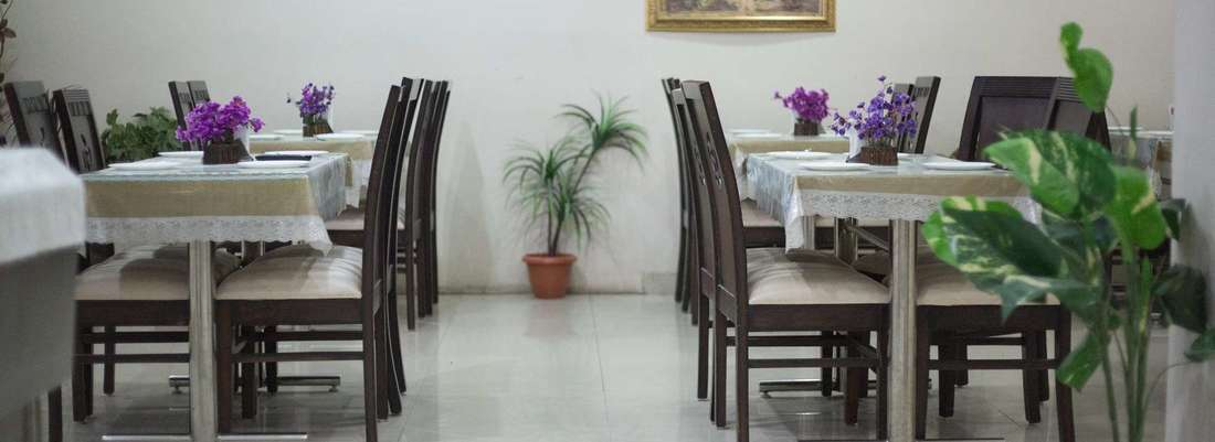 Well Appointed Public Areas at Rockwell Plaza Hotel in Karol Bagh