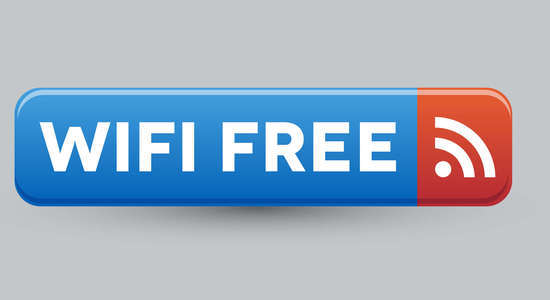 Free Wi Fi  Service at Grand Park inn Hotel in Karol Bagh