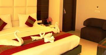 Super Deluxe Room at Hotel Gulnar