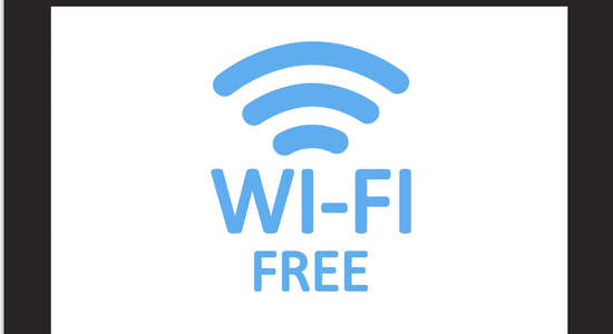 WI FI service at Aster Inn Hotel in Karol Bagh