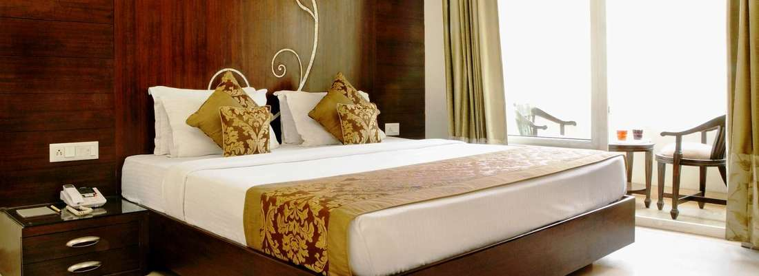 Deluxe Room of Hotel The Pearl